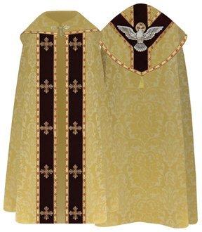 """Semi Gothic Cope """"Holy Spirit"""" KY809-AGC26p"""