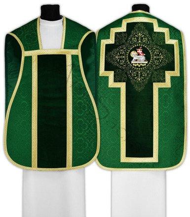 """Roman chasuble """"Lamb"""" R562-AZ25"""