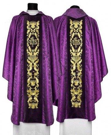 Chasuble gothique 522-AZ25