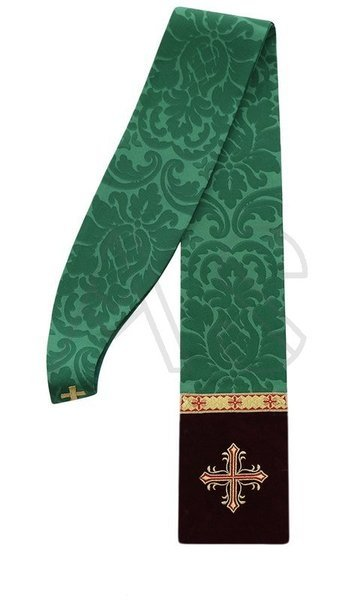 Chasuble semi-gothique GY784-AZC26