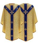Chasuble semi-gothique GY784-AGN26