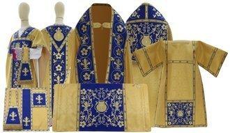 Zestaw szat liturgicznych SET-782-25