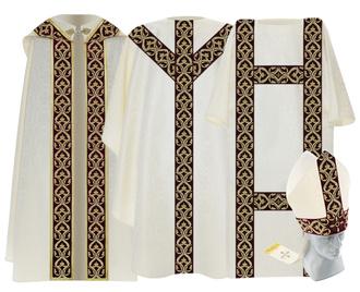 Zestaw szat liturgicznych SET-813