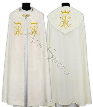 Maryjna kapa gotycka K600-K