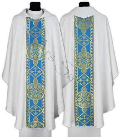 Maryjny ornat gotycki 013-BN