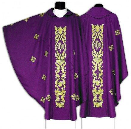 Ornat gotycki 541-Z