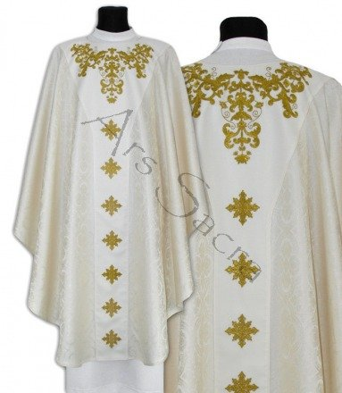 Ornat semi gotycki GY650-K25