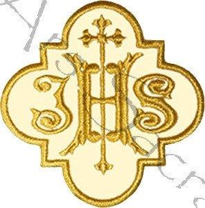 """Emblema """"IHS"""" AP-IHS-C"""