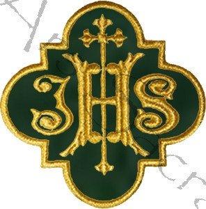 """Emblema """"IHS"""" AP-IHS-Z"""